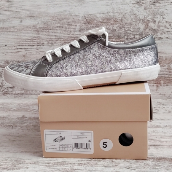 Michael Kors Other - ⚅NWT Michael Kors Glittery MK Sneakers